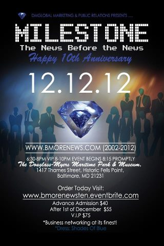 DMG Marketing Anniversary