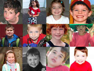 Sandy Hook small victims