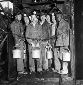 Monday Morning jobs coal mine