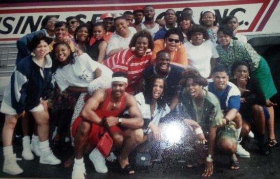 AJ High School senior trip '91.
