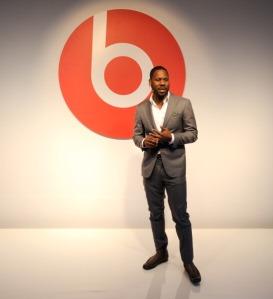 Omar Johnson, EVP of Global Marketing for Beats Electronic LLC